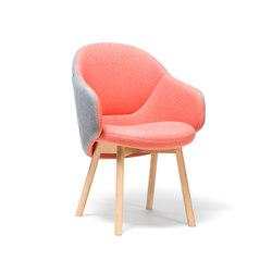Alba Fauteuil | Restaurant chairs | TON
