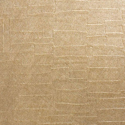 Hannah | Toffee | Wall coverings / wallpapers | Luxe Surfaces