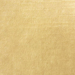 Hannah | Champagne | Wall coverings / wallpapers | Luxe Surfaces