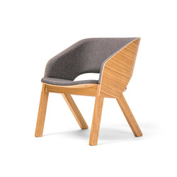 Merano Lounge Armchair | Lounge chairs | TON
