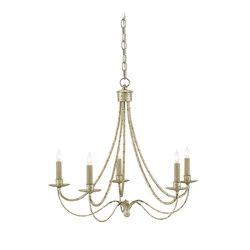 Cascade Chandelier   General lighting   Currey & Company