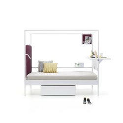 Nook | 02 | Single beds | JJP Muebles