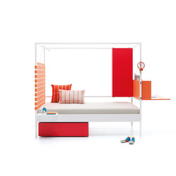 Nook | 04 | Single beds | JJP Muebles