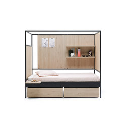 Nook | 10 | Single beds | JJP Muebles