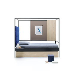 Nook 12 | Kids beds | JJP Muebles