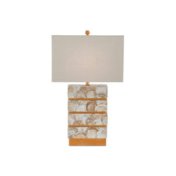 Cyclades Table Lamp | Iluminación general | Currey & Company