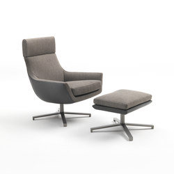 Joy swivel armchair | Sillones lounge | Giulio Marelli