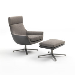Joy High Armchair | Armchairs | Marelli