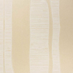 Luca Stripe | Birch | Wall coverings / wallpapers | Luxe Surfaces