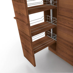 Kitchen accessories | ESTRA-CF30 | Kitchen organization | Riva 1920