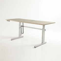 Complements | Tables polyvalentes | Teknion
