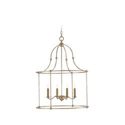 Fitzjames Lantern | Éclairage général | Currey & Company
