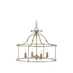 Fitzjames Pendant/Semi-Flush | General lighting | Currey & Company