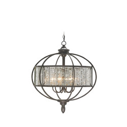 Florence Chandelier | Illuminazione generale | Currey & Company