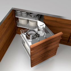 Kitchen accessories | ESTRA-BG | Kitchen organization | Riva 1920