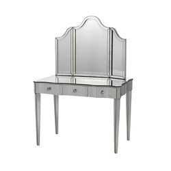 Gilda Vanity Mirror | Tavoli da trucco | Currey & Company