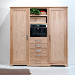Seven Days | TALL CABINETS | Kitchen cabinets | Riva 1920