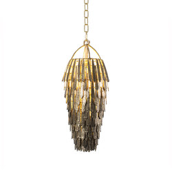 Gilded Cage Pendant | General lighting | Fisher Weisman