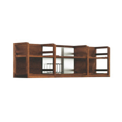 Seven Days | HANGING WALL UNITS | Kitchen cabinets | Riva 1920