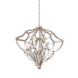 Valencia Chandelier | Ceiling suspended chandeliers | Fisher Weisman