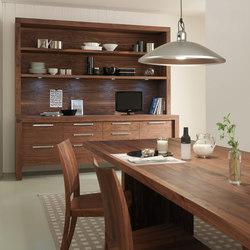 Life | COLUMNA ESPECIAL EN PARED | Kitchen cabinets | Riva 1920