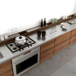 Only One | CANALINA ATTREZZATA MULTIFUNZIONALE | Kitchen organization | Riva 1920