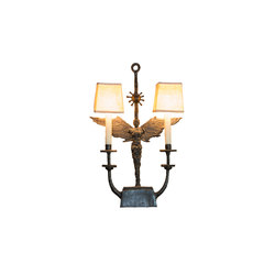 Angel Candelabrum Table Lamp | General lighting | Fisher Weisman