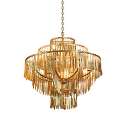 Midas Classic Chandelier | Ceiling suspended chandeliers | Fisher Weisman