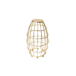 Gilded Cage Small Occasional Table | Mesas auxiliares | Fisher Weisman