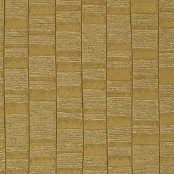 Maya | Antique Brass | Wall coverings / wallpapers | Luxe Surfaces