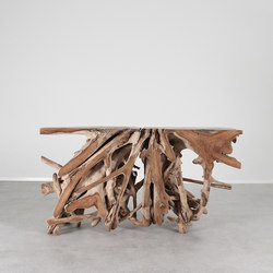 Borneo Teak Root Console Table | Console tables | Pfeifer Studio