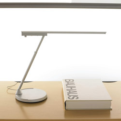 Conflux | Luminaires de table | Teknion