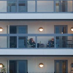 Balcony glasing SL 25 | Vitrages de balcons | Solarlux
