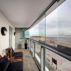 Balcony glasing SL 25 | Balcony glazing | Solarlux