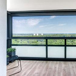 Balcony glasing SL 60e | Balcony glazing | Solarlux