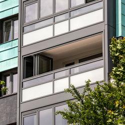 Balcony glasing SL 60e | Cerramientos para terrazas / balcones | Solarlux