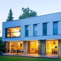 Bi-folding doors SL 81 | Sistemi di finestre | Solarlux
