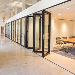 Bi-Fold Door | Highline | Window types | Solarlux