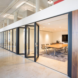 Bi-folding doors SL 81 | Window systems | Solarlux
