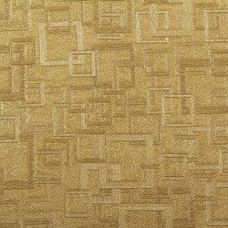 Plaza | Emperor's Gold | Wall coverings / wallpapers | Luxe Surfaces