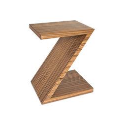 Z Occasional Table | Side tables | Pfeifer Studio