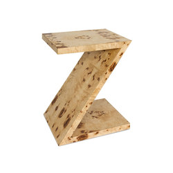 Z Occasional Table | Tables d'appoint | Pfeifer Studio