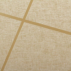 Rhombus | Corn Silk | Carta parati / tappezzeria | Luxe Surfaces