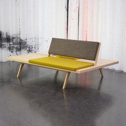 Airbench 02 | Garden benches | Quinze & Milan