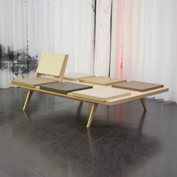 Airbench 02 | Benches | Quinze & Milan