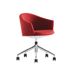 Zones Club Chairs | Sillas de conferencia | Teknion