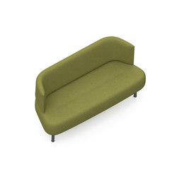 Zones In-the-Zone Sofas | Wartebänke | Teknion