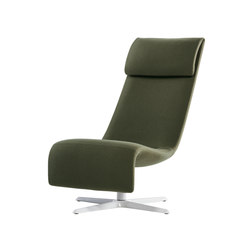 Zones Solo Lounge Chair | Sillones lounge | Teknion