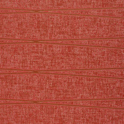 Zewei | Persimmon | Carta parati / tappezzeria | Luxe Surfaces
