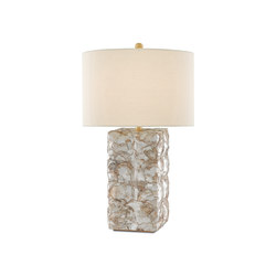 La Peregrina Table Lamp | General lighting | Currey & Company